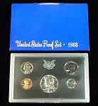 1968 UNITED STATES PROOF SET