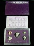 1990 UNITED STATES PROOF SET