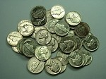 1963 P ORIGINAL BU ROLL JEFFERSON NICKELS