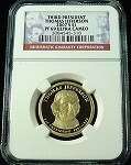 2007 S THOMAS JEFFERSON PRESIDENTIAL DOLLAR NGC PROOF 69 ULTRA CAMEO