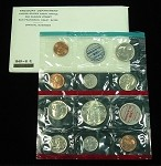 1969 UNITED STATES MINT SET