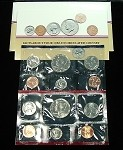 1986 UNITED STATES MINT SET