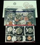1989 UNITED STATES MINT SET