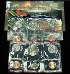 1995 UNITED STATES MINT SET