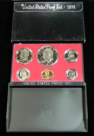1974 UNITED STATES PROOF SET